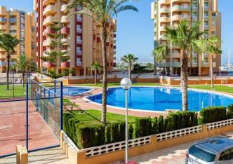mieszkanie na sprzedaż - Hiszpania, Costa blanca, Torrevieja, Playa flamenca