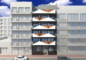 mieszkanie na sprzedaż - Hiszpania, Costa blanca, Torrevieja